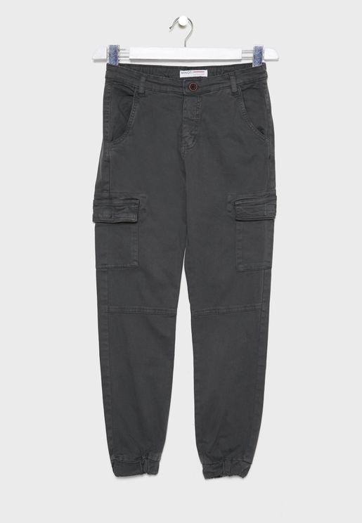 Teen Cargo Pants