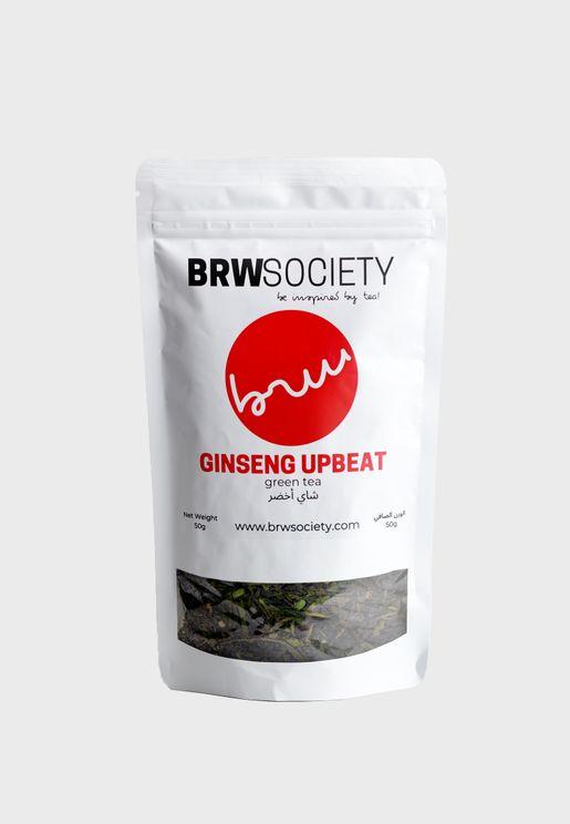 Green Tea Blend - Ginseng Upbeat