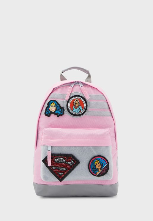 Kids Justice League Backpack