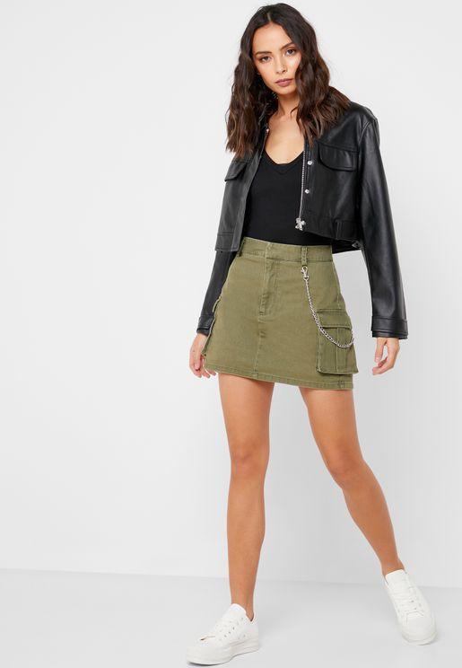 049fdea6 Forever 21 Skirts for Women   Online Shopping at Namshi UAE