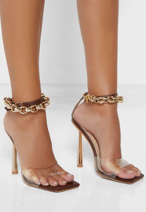 Monroe High Heel Sandal