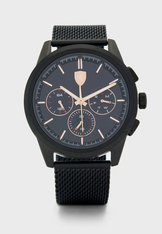 Gran Tour Analog Watch