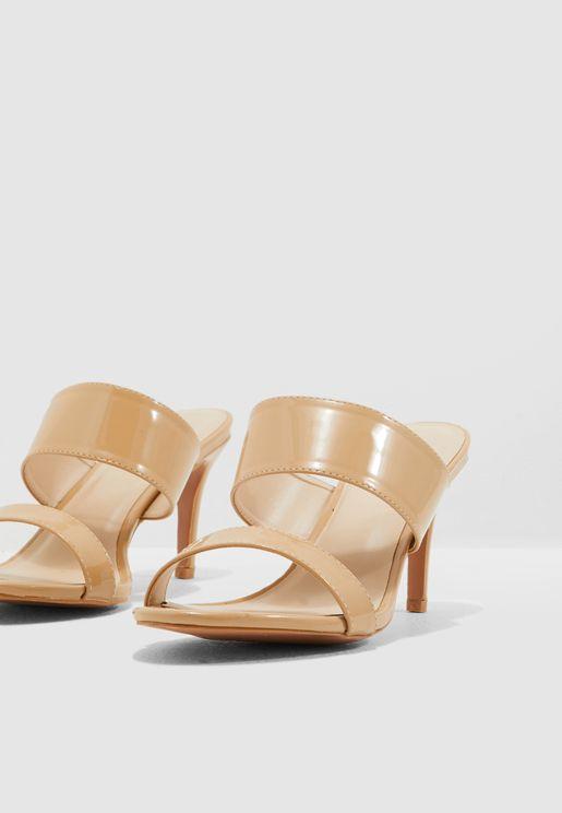 a3d54268c Mid-Heel Sandals for Women