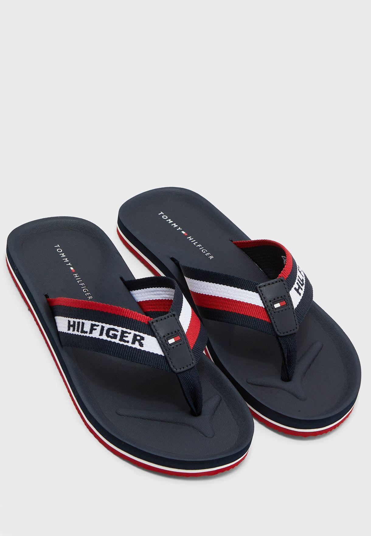 Sporty Molded Flip Flop