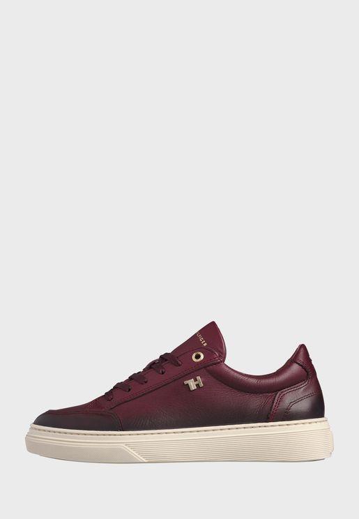 Elevated Top Sneaker