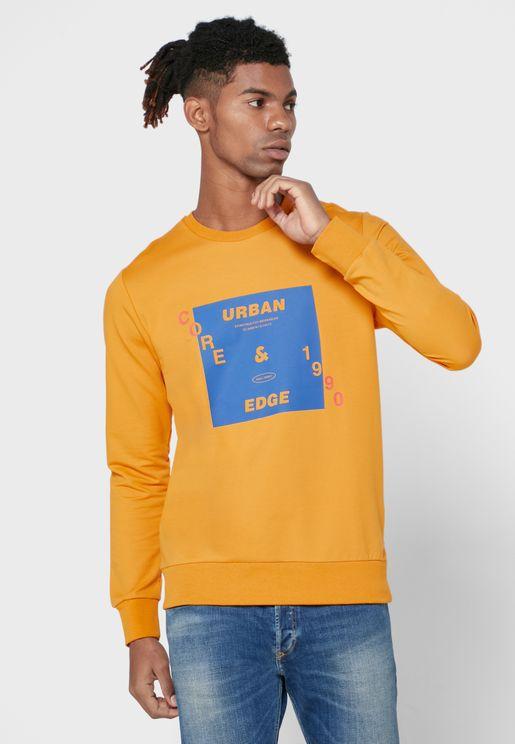 Urban Edge Sweatshirt