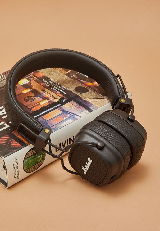 Major III Headphone - Black