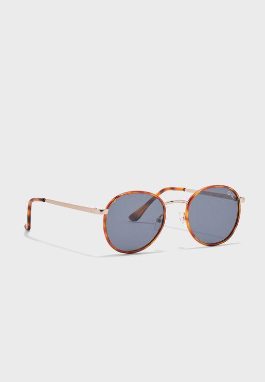 Omen Round Sunglasses