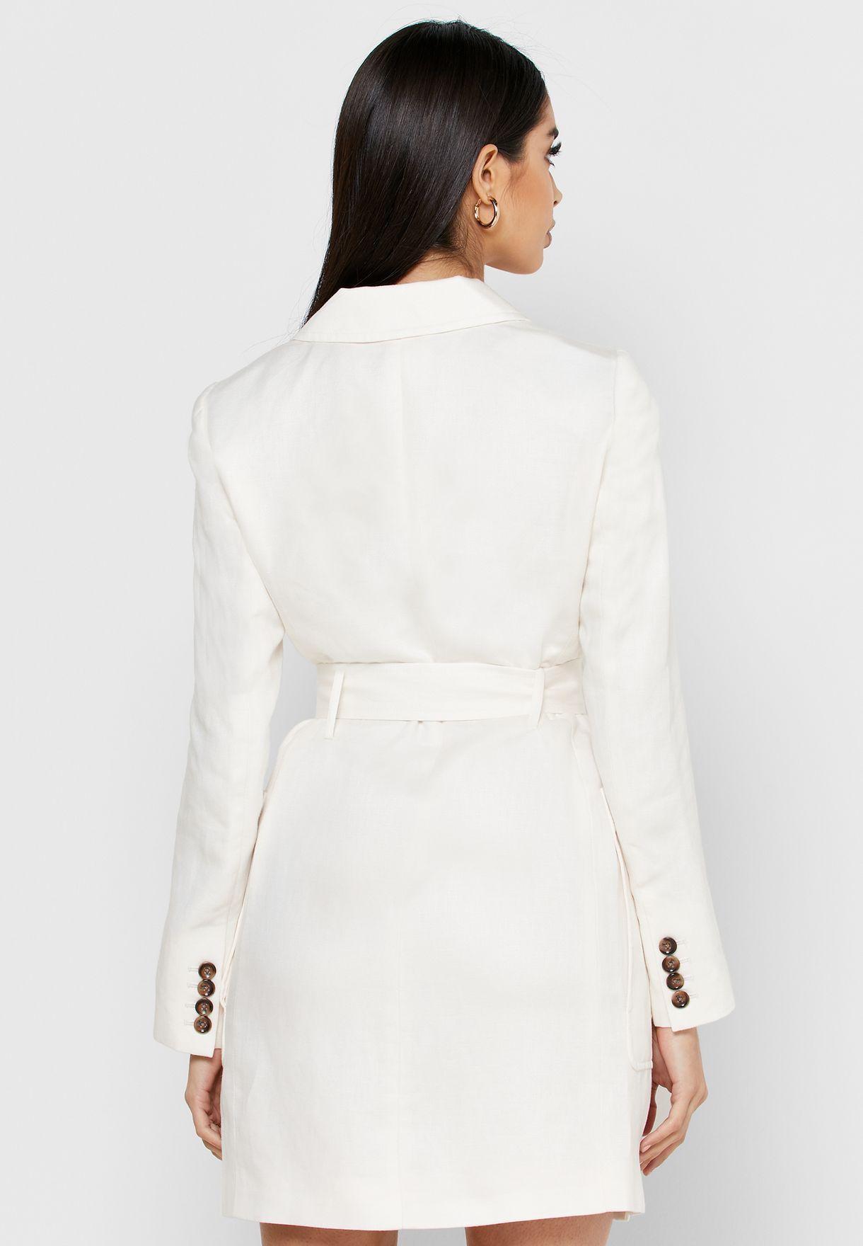 Beatrice Belted Dress