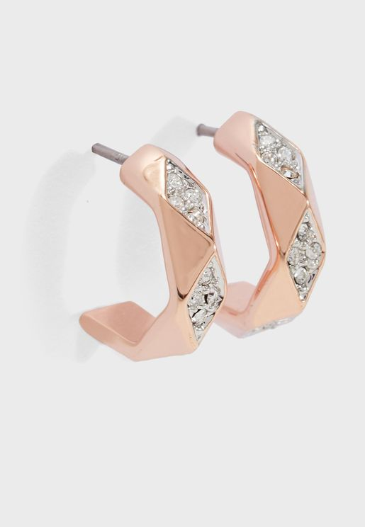 Notting Hill Hoop Earrings