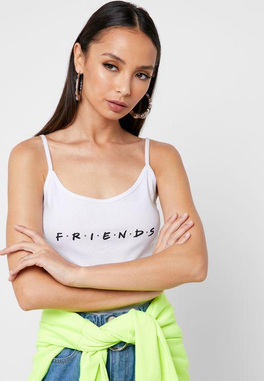 Friends Cami Top