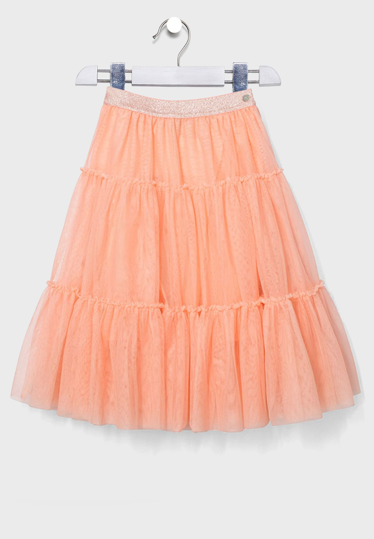 Youth Peach Skirt