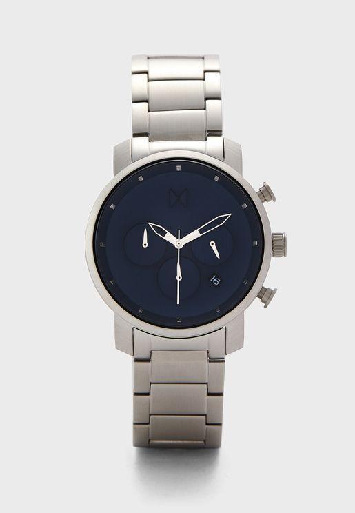 Chrono 40Mm Analog Watch