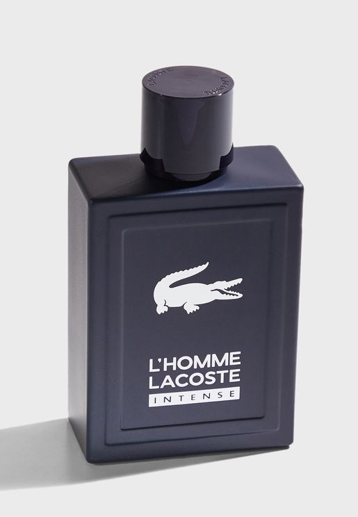 Lhomme Intense Eau De Toilette 100ml