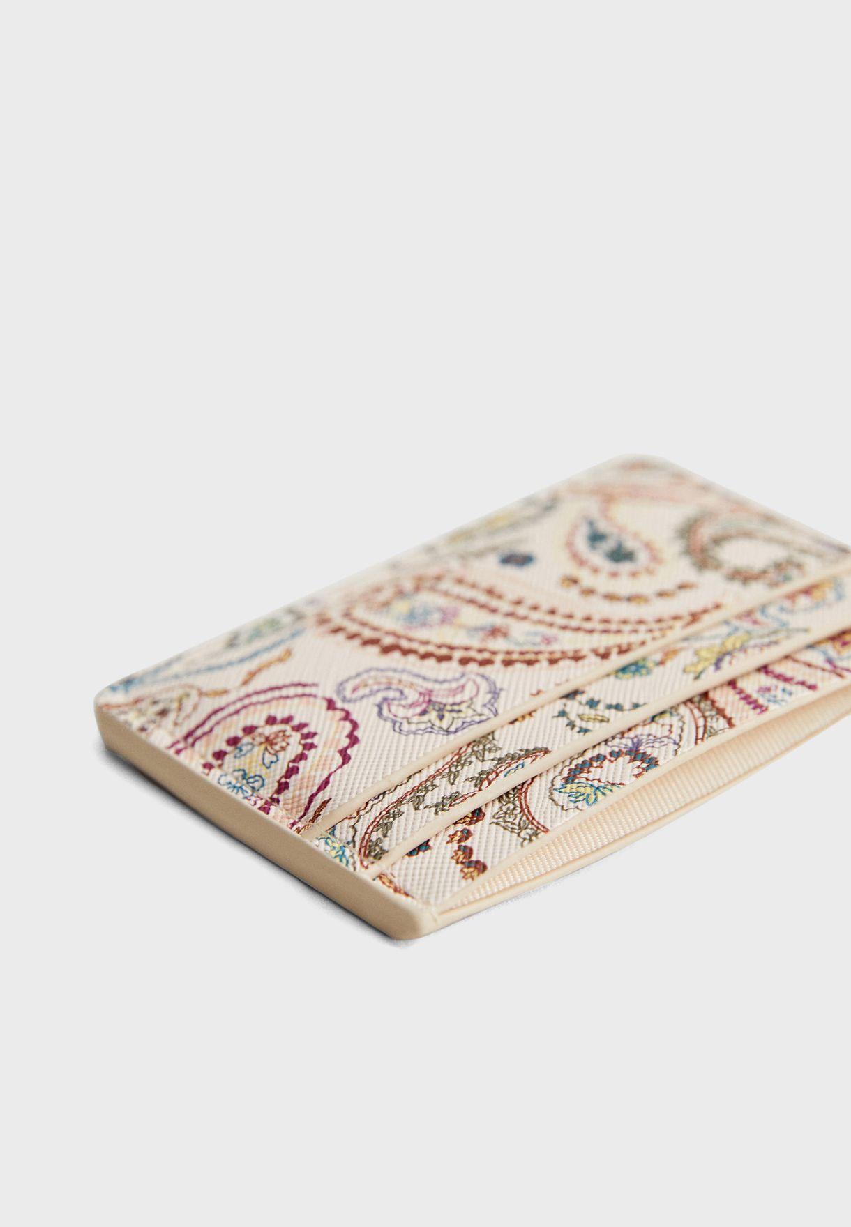 محفظة بطاقات