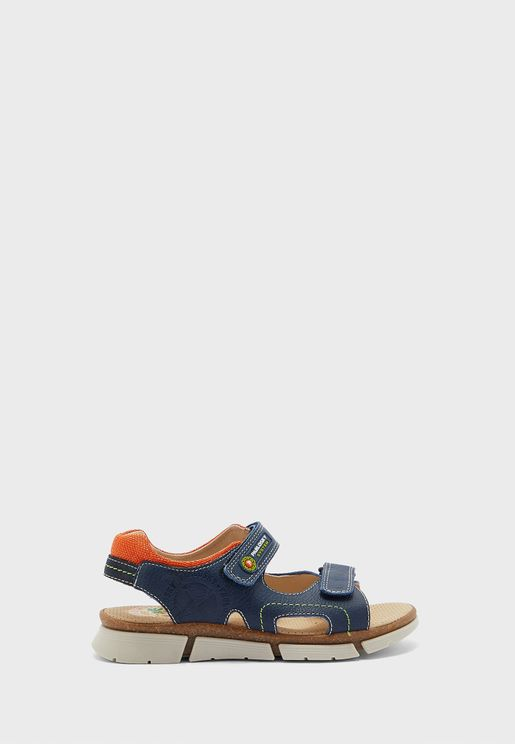 Youth Double Strap Sandal