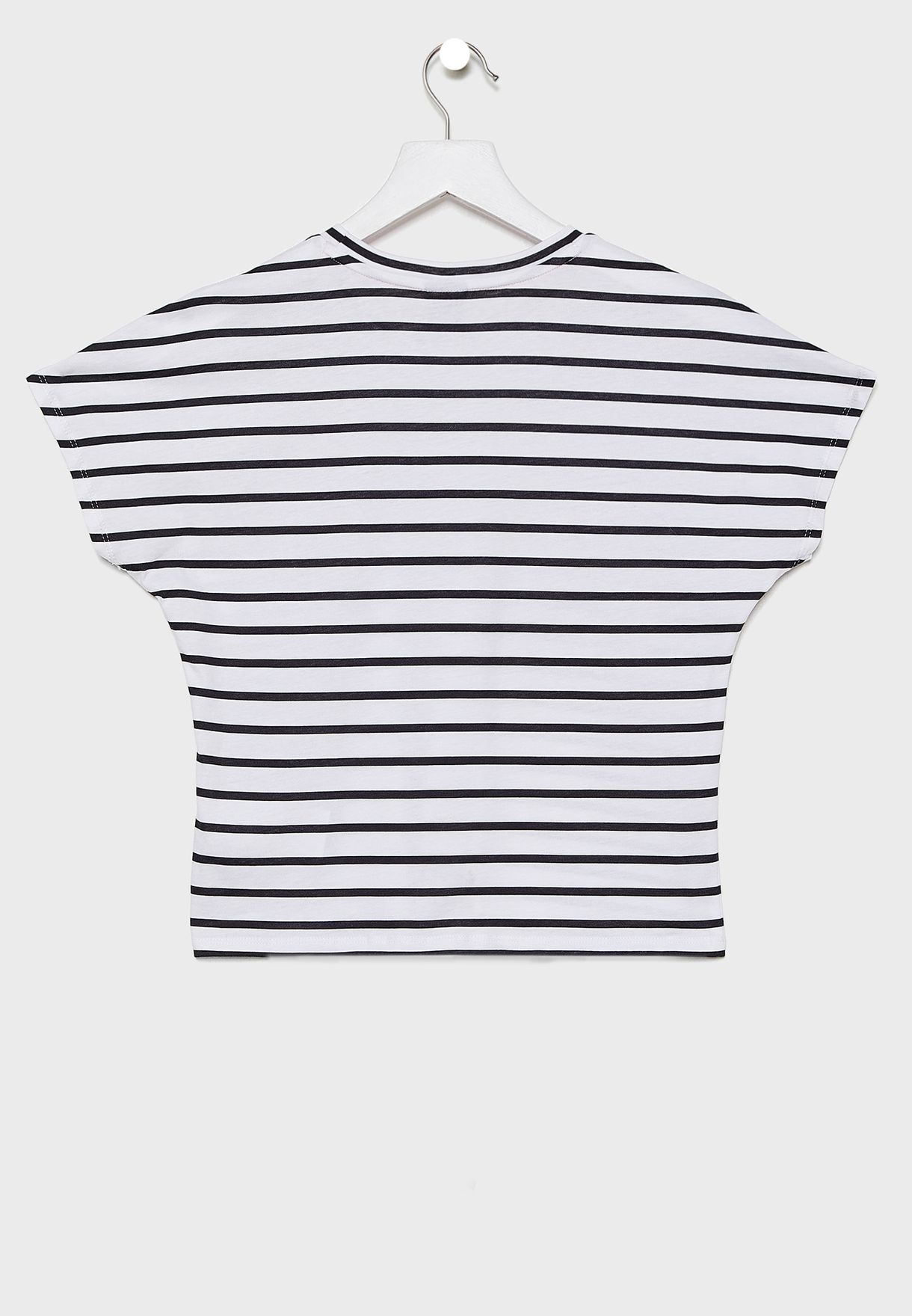 Kids Alpha Striped T-Shirt