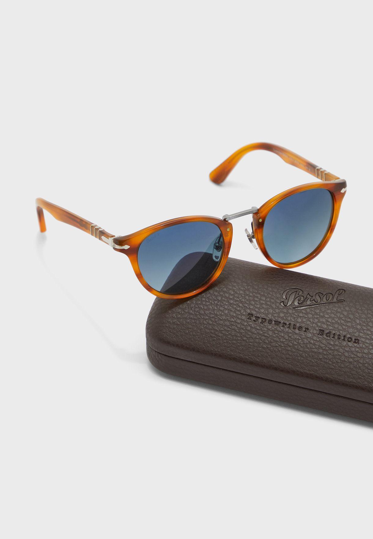 نظارة شمسية دائرية 960/S3