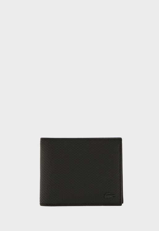 Chantaco Leather 8 Card Wallet