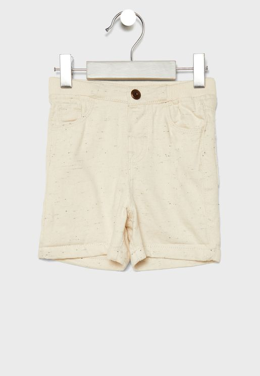 Infant Bermuda Shorts