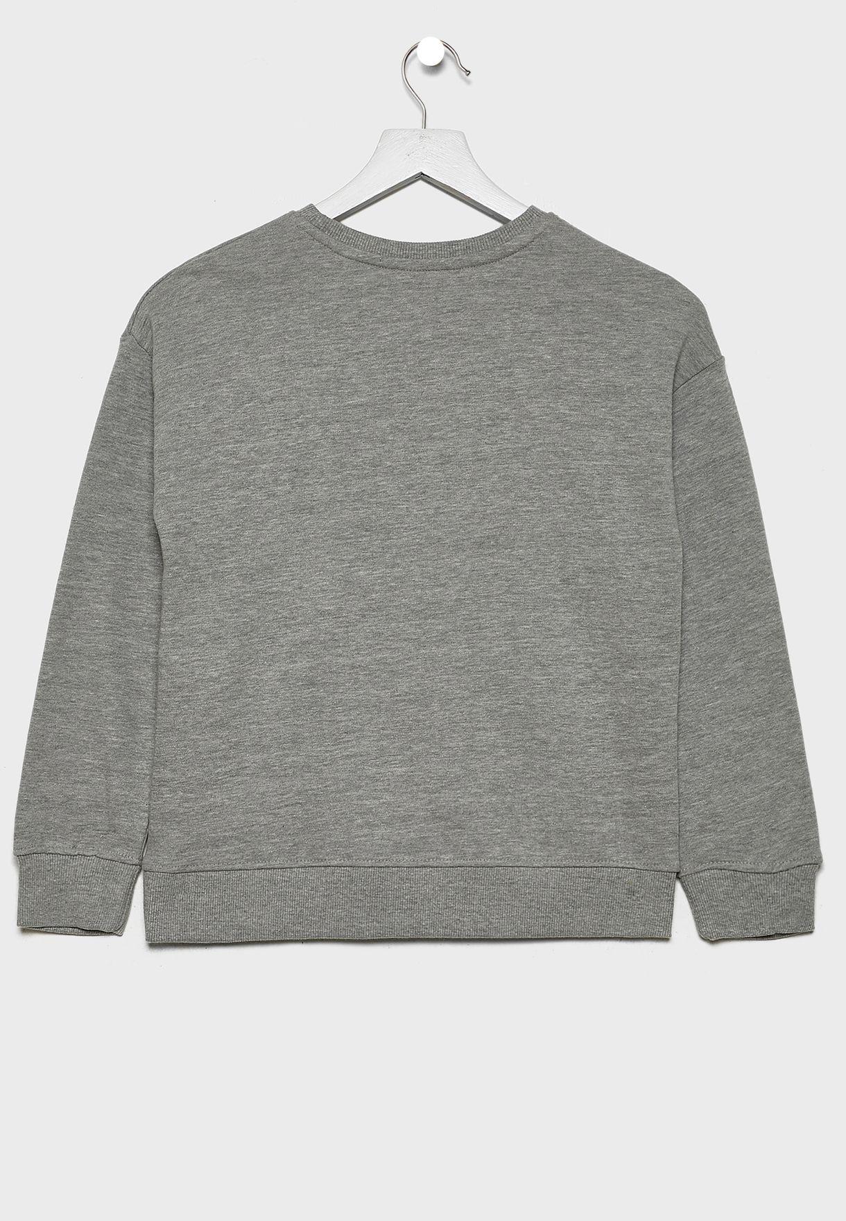 Kids Graphic Sweatshirt