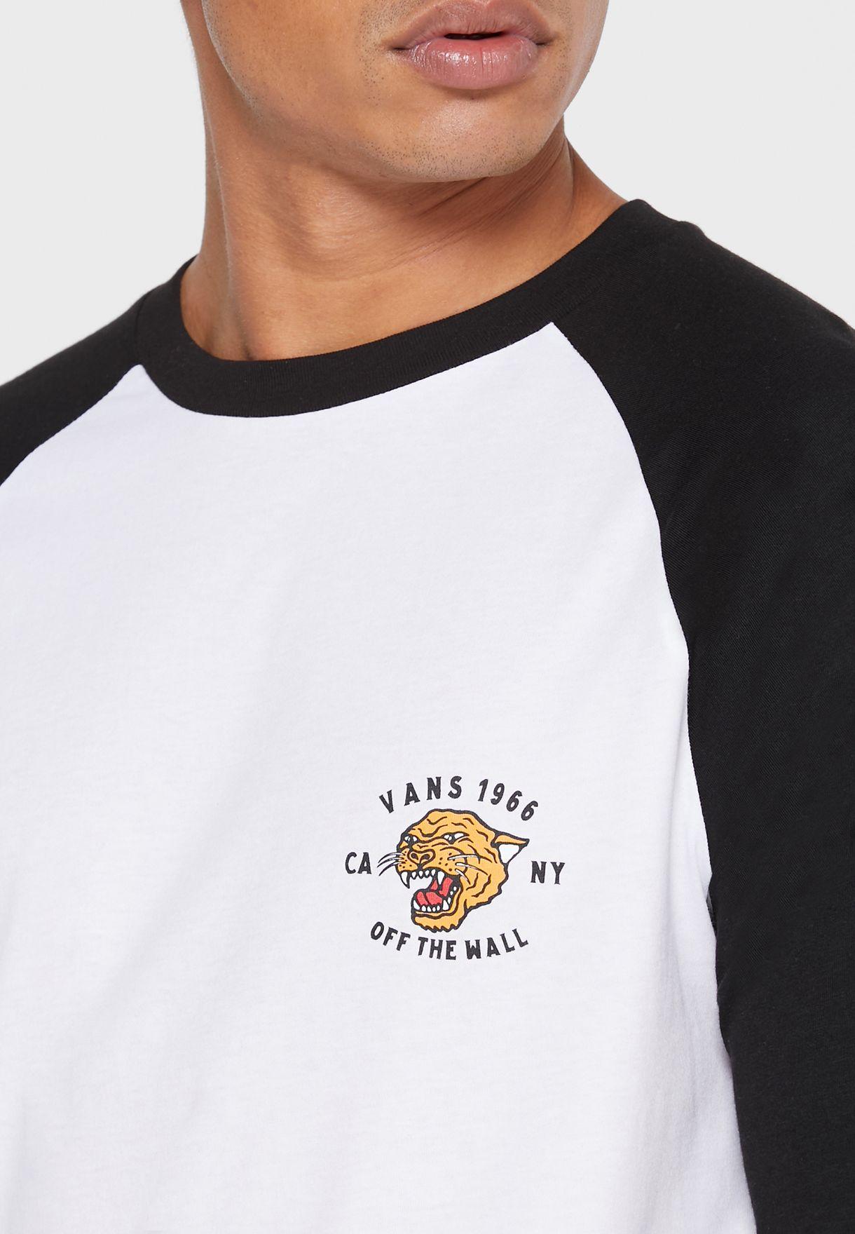 Growler Raglan T-Shirt