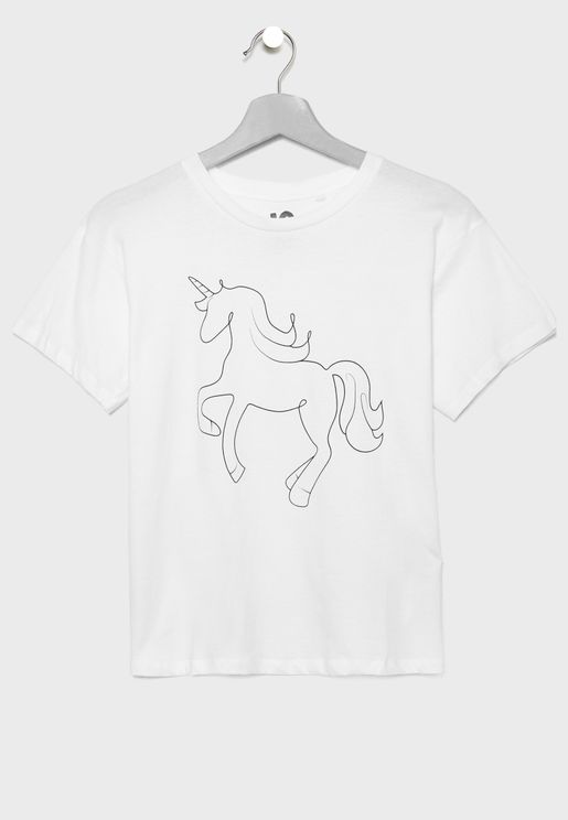 Kids Unicorn T-Shirt