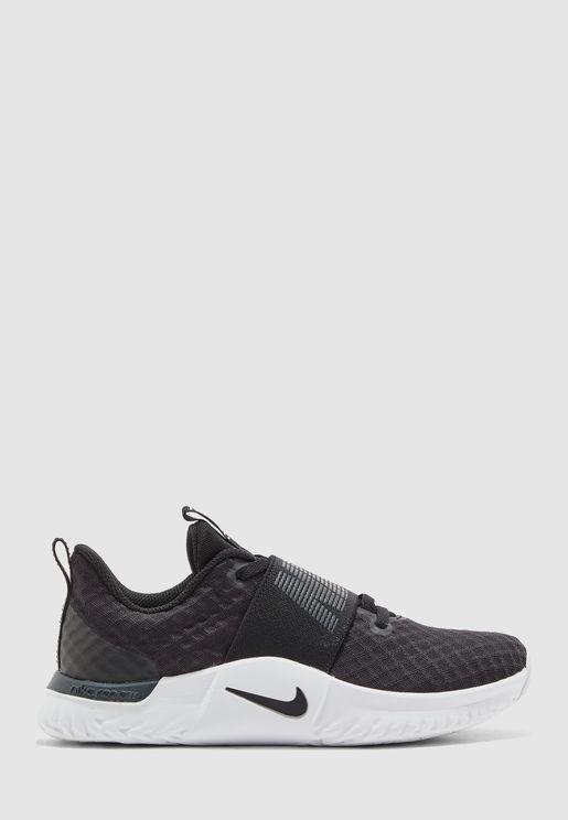 حذاء رياضي محبوك