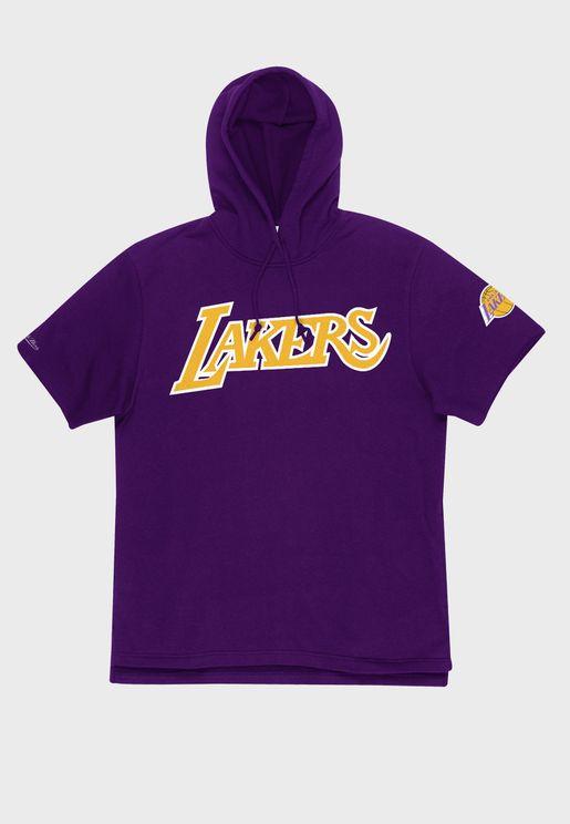 Los Angeles Lakers Gameday Hoodie