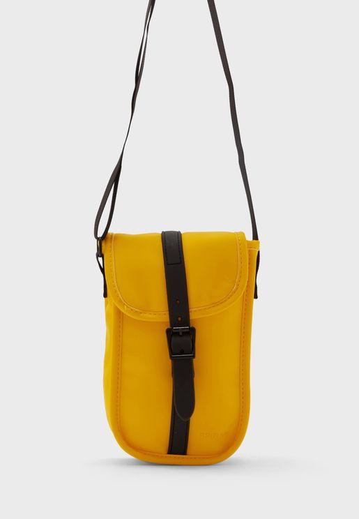 Manhattan Messenger Bag