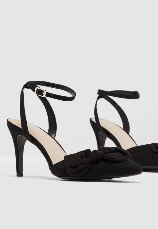 Knotted Pump - Black
