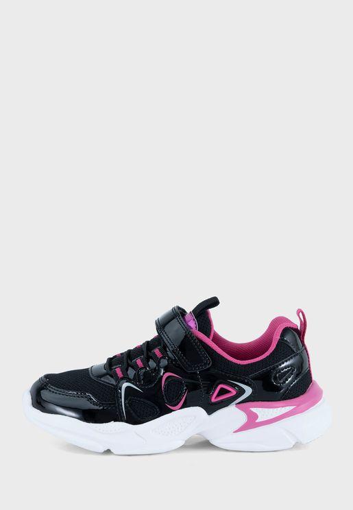 Kids Ava Velcro Sneaker