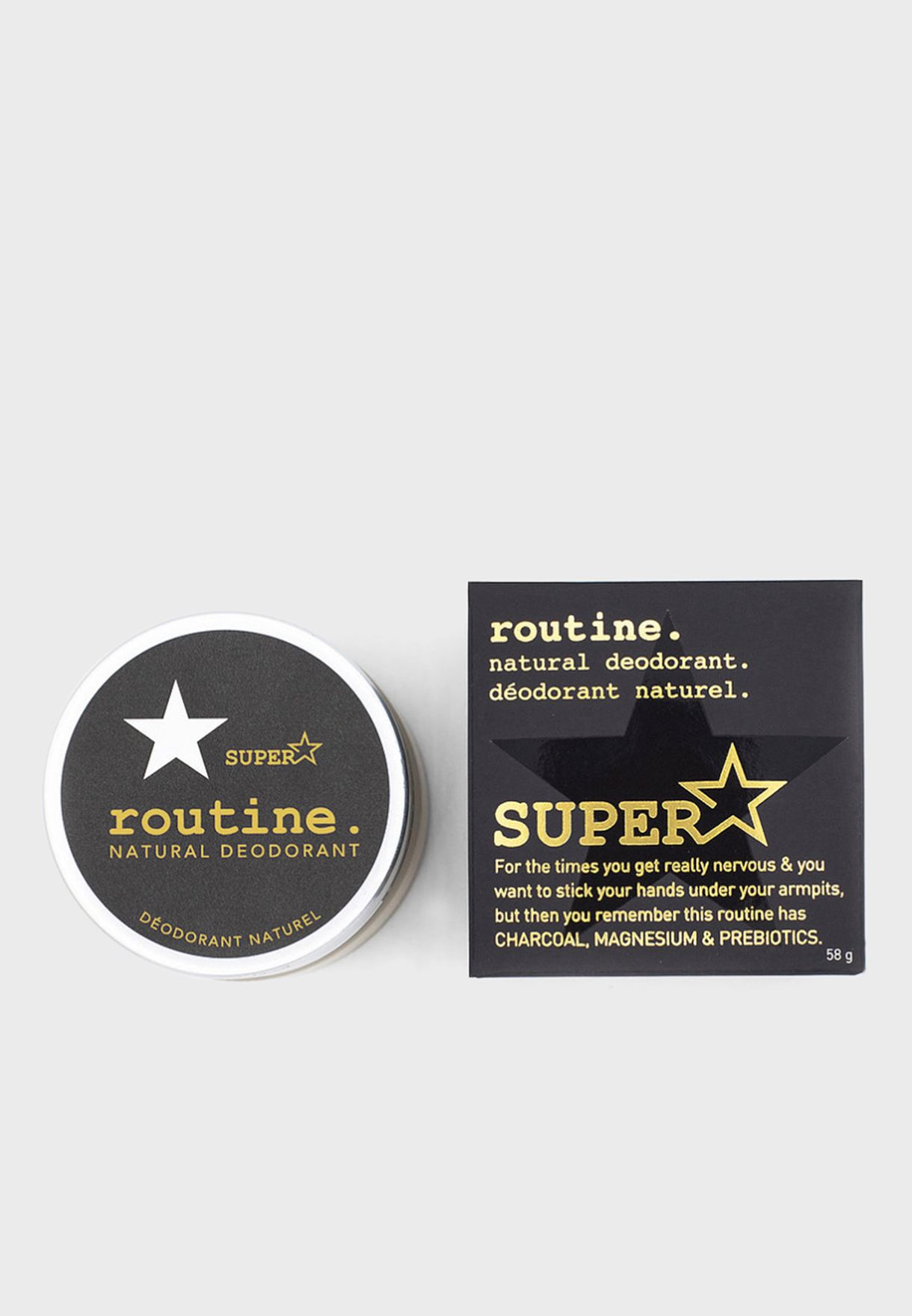 Natural Deodorant - Tonka, Vetiver & Cardamom