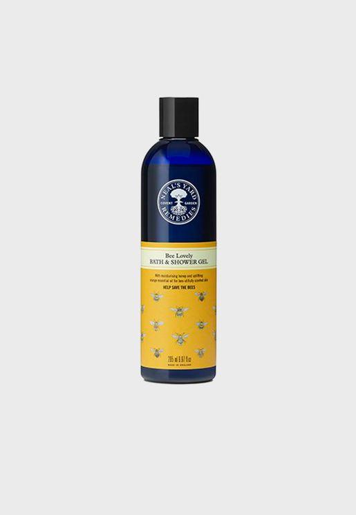 Bee Lovely Bath & Shower Gel 295ml