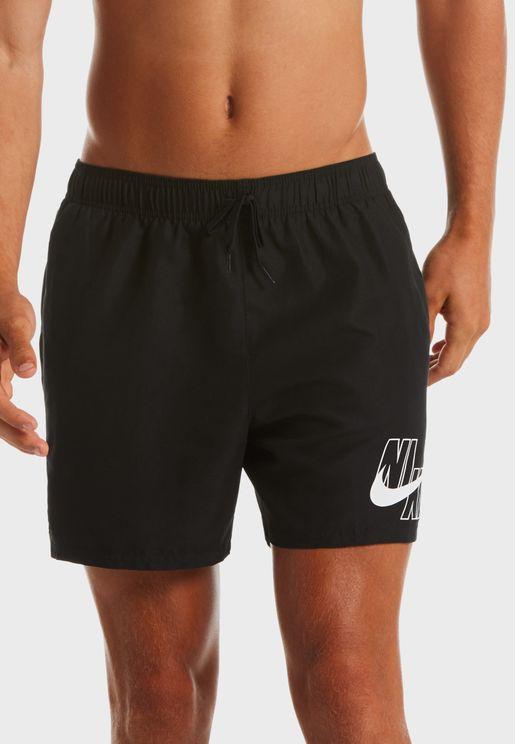 "5"" Volley Swim Shorts"