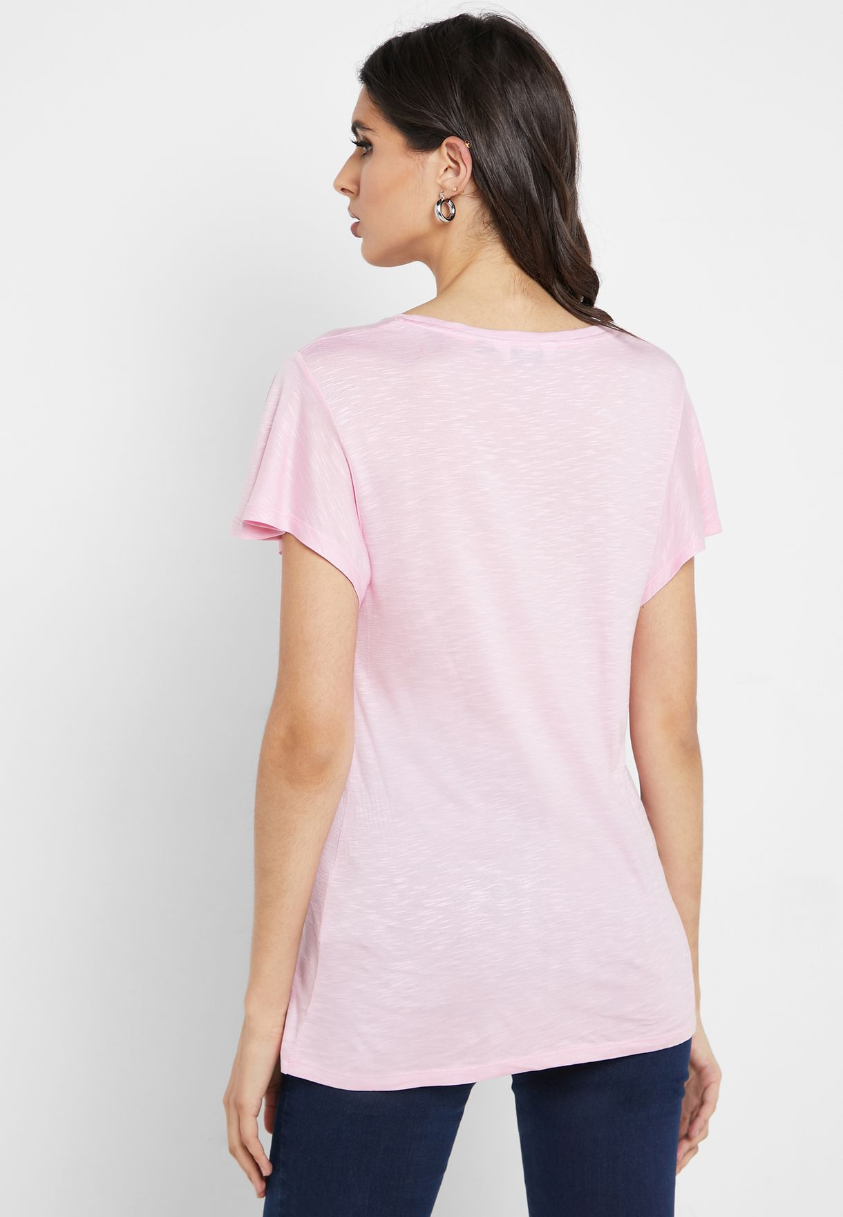Flutter Sleeve T-Shirt