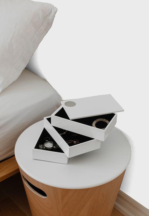 Spindle Storage Jewellery Box