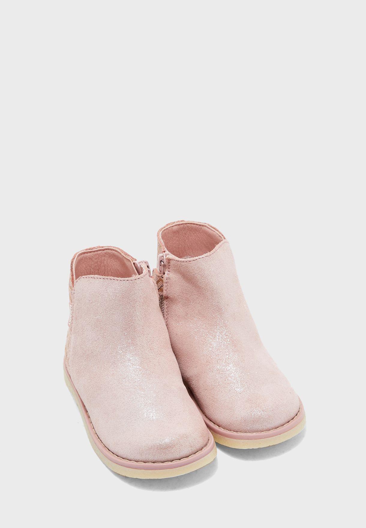 Kids Glitter Detail Boot