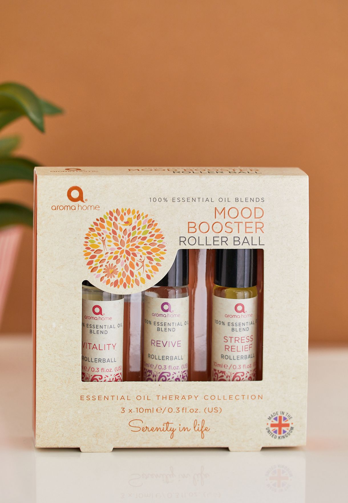 Essential Oil Blends Roller Ball Set
