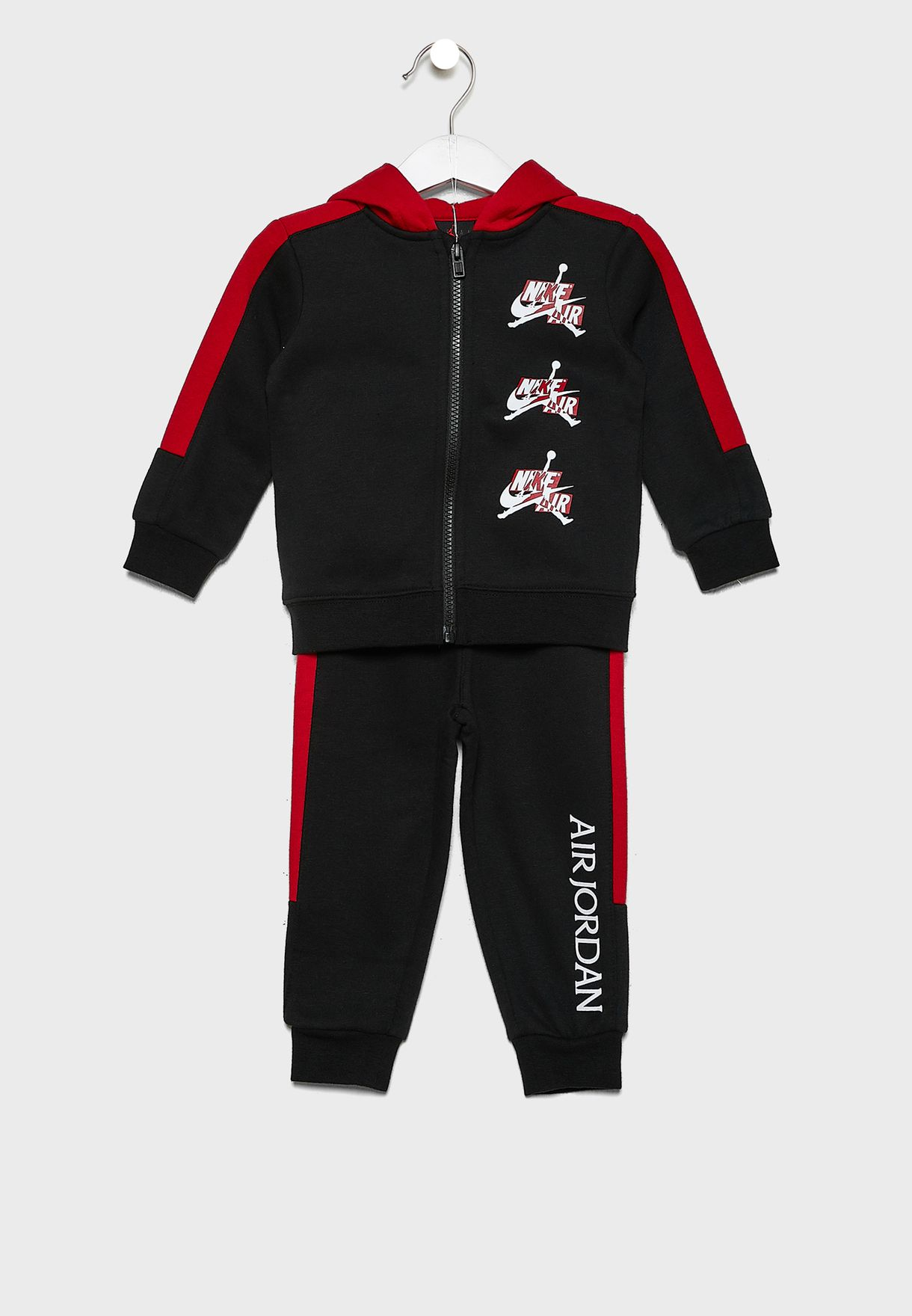 Infant  Jordan Jumpman Classics Hooded Tracksuit