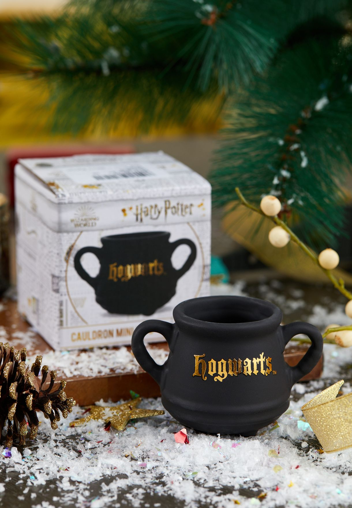 Harry Potter Hogwarts Cauldron Mini Mug