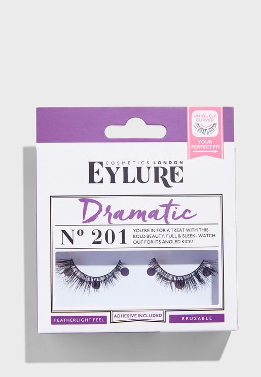 Dramatic Lashes No- 201
