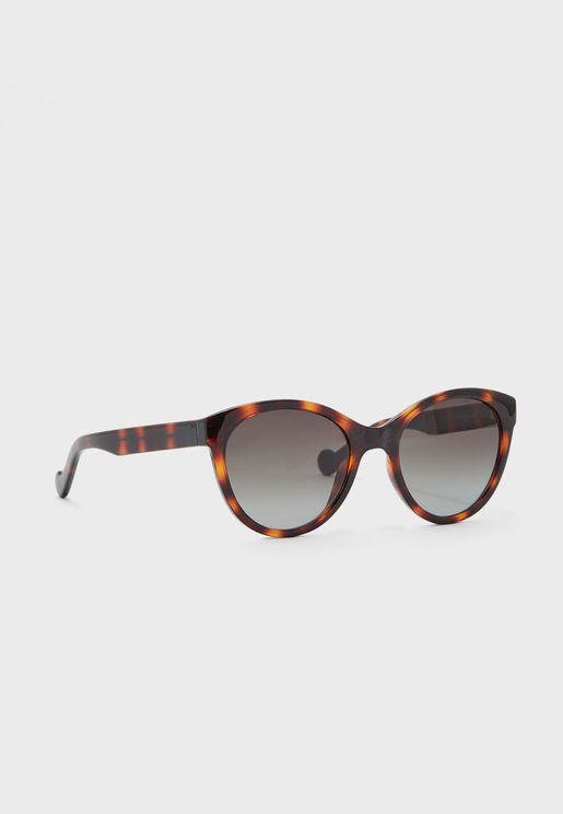 نظارة شمسية كبيرة Lj711S