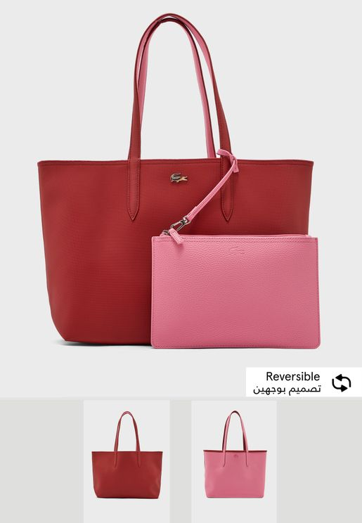 Anna Removable Zipped Shopper