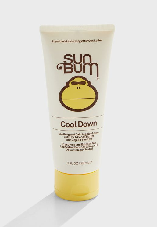 Cool Down Hydrating After Sun Lotion 3oz