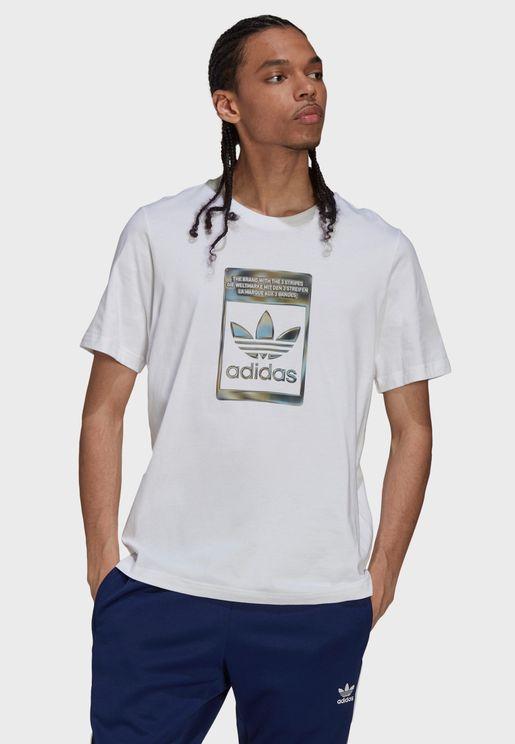Infill Camo T-Shirt