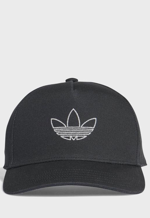 Outline Trucker Cap