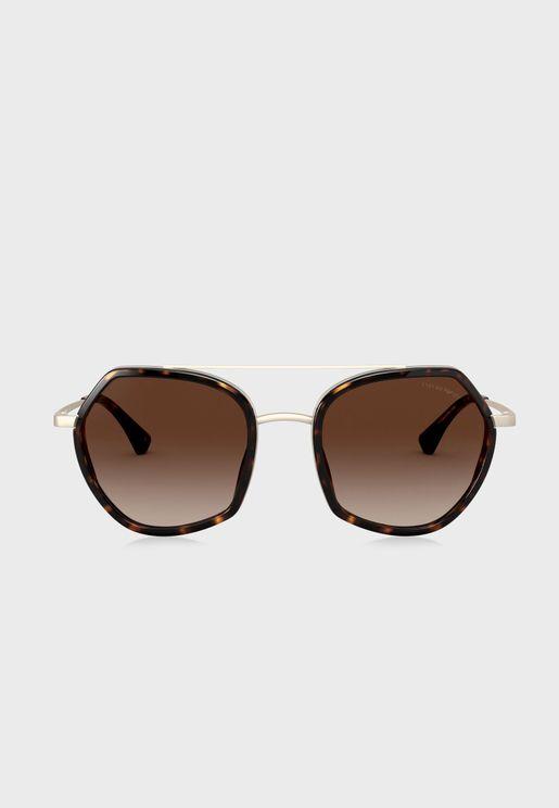 نظارة شمسية مطبعة 0EA2098