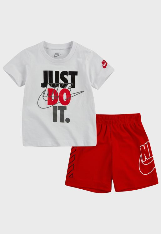 Infant Just Do It Set