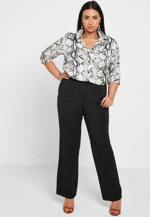 3708f7c90c0 Plus Size Pants and Leggings for Women